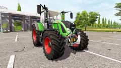 Fendt 724 Vario BB v1.1 for Farming Simulator 2017