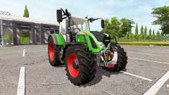Fendt 724 Vario for Farming Simulator 2017