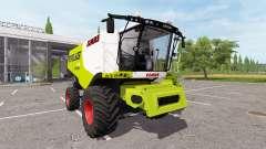 CLAAS Lexion 780 for Farming Simulator 2017