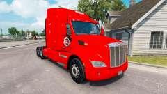 Skin ATS Peterbilt 579 tractor for American Truck Simulator