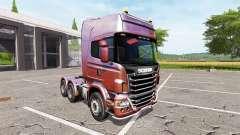 Scania R730 v1.1 for Farming Simulator 2017
