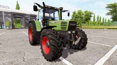 Fendt Favorit 512C Turbomatic v2.0 for Farming Simulator 2017