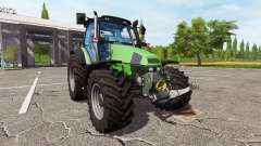 Deutz-Fahr Agrotron 120 Mk3 for Farming Simulator 2017