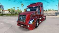 Volvo VNL 670 v1.5 for American Truck Simulator