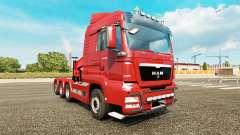 MAN TGS v2.0 for Euro Truck Simulator 2