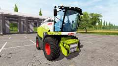 CLAAS Jaguar 840 for Farming Simulator 2017