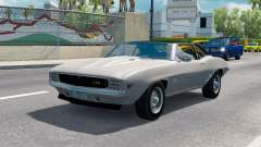 Classic cars for traffic v1.1.1 for American Truck Simulator
