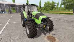 Deutz-Fahr Agrotron 7210 TTV for Farming Simulator 2017