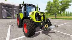 CLAAS Arion 530 for Farming Simulator 2017