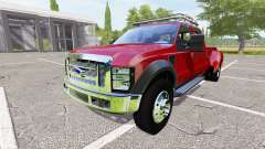 Ford F-450 Super Duty for Farming Simulator 2017