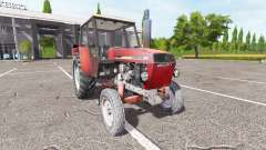 URSUS C-385 v1.1 for Farming Simulator 2017