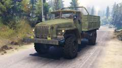 Ural-43206-41 for Spin Tires
