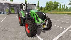 Fendt 927 Vario v1.2 for Farming Simulator 2017