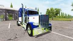 Peterbilt 388 for Farming Simulator 2017