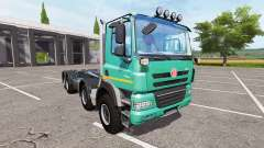 Tatra Phoenix T158 8x8 for Farming Simulator 2017
