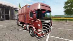 Scania R730 chassis for Farming Simulator 2017