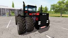 Big Bud-747 black for Farming Simulator 2017