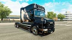 Dark Angel skin for Scania T truck for Euro Truck Simulator 2