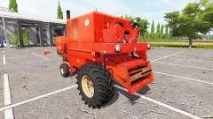 Bizon Z056 for Farming Simulator 2017
