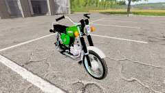 Simson S51 for Farming Simulator 2017
