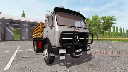Mercedes-Benz NG 1632 kipper for Farming Simulator 2017