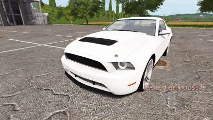 Ford Mustang GT for Farming Simulator 2017