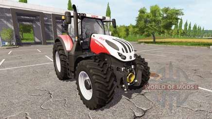 Steyr Terrus 6300 CVT v1.3 for Farming Simulator 2017
