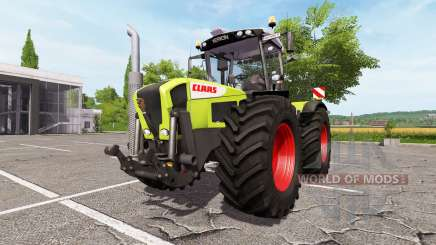 CLAAS Xerion 3800 for Farming Simulator 2017