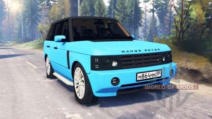 Range Rover Sport Pintoresca v2.0 for Spin Tires