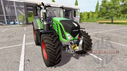 Fendt 933 Vario for Farming Simulator 2017