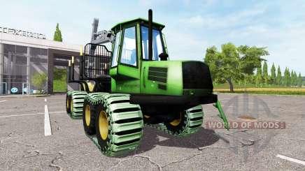 John Deere 1110D for Farming Simulator 2017