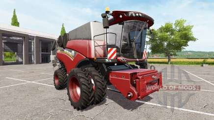 New Holland CR10.90 chassis choice v1.0.1 for Farming Simulator 2017