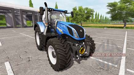 New Holland T7.230 for Farming Simulator 2017