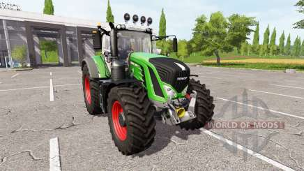 Fendt 936 Vario v1.1 for Farming Simulator 2017
