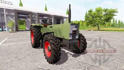 Fendt Favorit 4S for Farming Simulator 2017