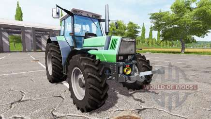 Deutz-Fahr AgroStar 6.21 for Farming Simulator 2017