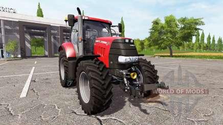 Case IH Puma 230 CVX v1.1 for Farming Simulator 2017