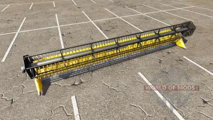 New Holland Maaibord Varifeed 35FT for Farming Simulator 2017