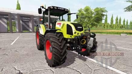 CLAAS Axos 330 for Farming Simulator 2017