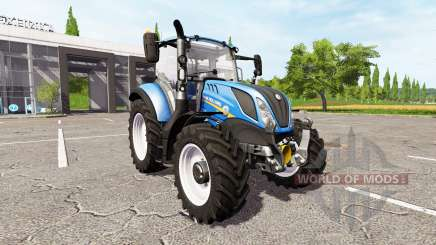 New Holland T5.100 for Farming Simulator 2017