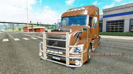 Volvo VNL 780 v2.0 for Euro Truck Simulator 2