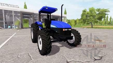 New Holland TL95E for Farming Simulator 2017