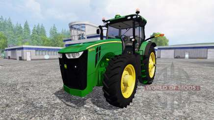 John Deere 8400R for Farming Simulator 2015