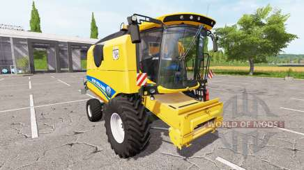 New Holland TC4.90 for Farming Simulator 2017