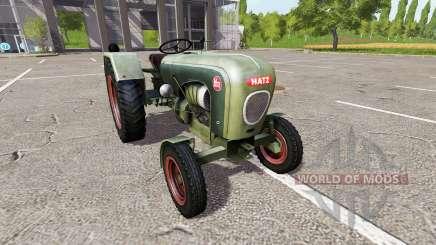 Hatz H340 for Farming Simulator 2017