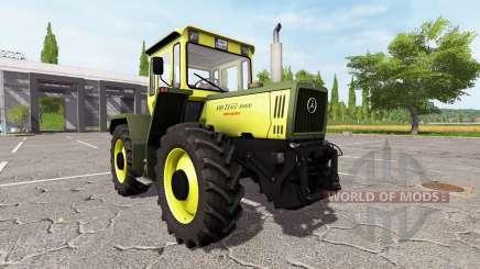 Mercedes-Benz Trac 1800 Intercooler v2.0 for Farming Simulator 2017