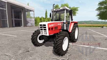 Steyr 8090A Turbo SK2 v1.5 for Farming Simulator 2017