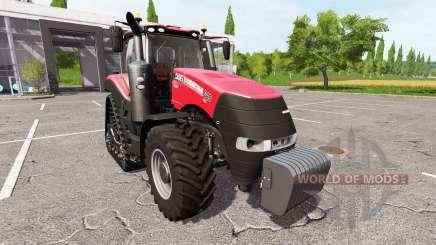 Case IH Magnum 340 CVX USA for Farming Simulator 2017