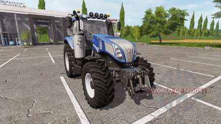 New Holland T8.380 for Farming Simulator 2017