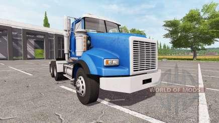 Lizard SX 210 Twinstar 6x4-4 for Farming Simulator 2017